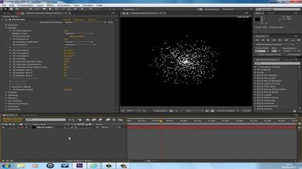 After Effects Smoke Trail Voice Tutorial English