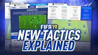FIFA 19 DYNAMIC TACTICS TUTORIAL! ** THE KEYS TO SUCCESS **