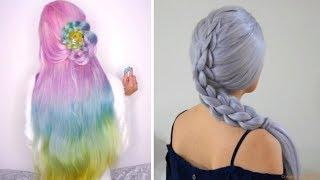 Best Hairstyles Tutorial Compilation #36 ♡