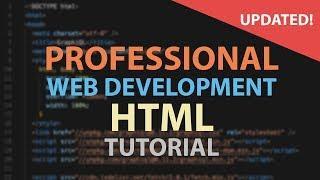 HTML tutorial & website tutorial for beginners