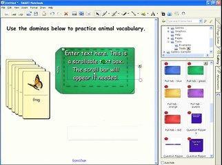 Lesson Activity Toolkit Video Tutorial - Pull tab tool