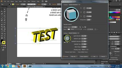 Adobe Illustrator CS6 & CC Text Tool Tutorial