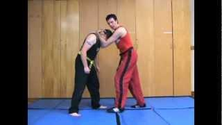 MMA Made EASY: Muay Thai Clinch How To Tutorial