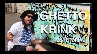 "ArtPrimo Presents: ""Ghetto Krink"" Homemade Mop Paint Tutorial"
