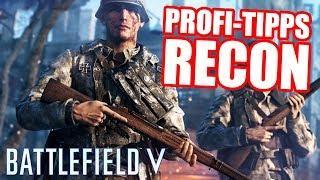 Profi-Tipps für den Späher! Battlefield 5 Sniper Tutorial!