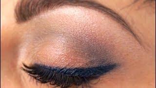Make Up Tutorial: Trucco Da Sera Per Occhi Azzurri (italiano)