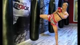 Muay Thai Middle-kick Technique By Erez Levy