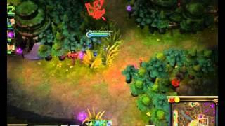Tutoriel - League Of Legends - Ashe Pour Les Noobs - Fr