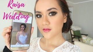RAISA WEDDING MAKEUP TUTORIAL on acne face (with smokey eyes)