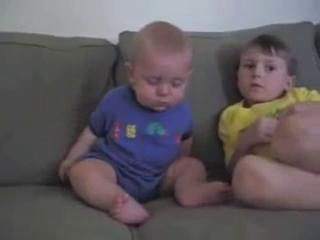 Phillip Wasserman - Funny Video New 2013_Cute Baby Sleeping