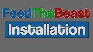 Tutorial - Feed The Beast Installieren + Einstellungen [Deutsch-HD]