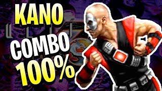 Aprenda a Fazer 100% com KANO (TUTORIAL) -  Ultimate Mortal Kombat 3