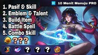 New Hero [ESMERALDA] Skill, Emblem, Build, Combo Full Tutorial Menuju PRO - Mobile Legend Bang Bang