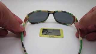 【Polarized-Test Of Sunglasses】Tideglasses Teach You How To Choose Suitble Sunglasses