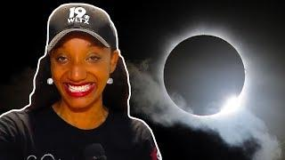 News Be Funny: Funniest Solar Eclipse News Bloopers 2017