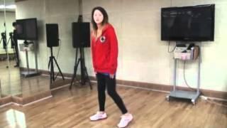 Naver Music Juhyun Russian Roulette Dance Tutorial