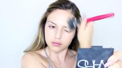 Everyday Makeup Tutorial ♡ Nathalie Paris