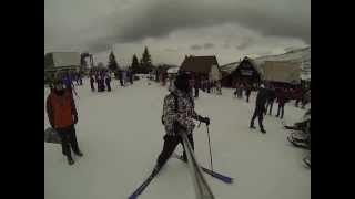 Gopro : Fun In The Snow Brezovica 2014