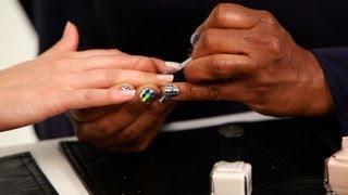 How To Do An American&Brazilian Mani | Manicure Tutorials