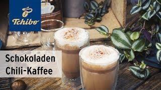 Schokoladen-Chili-Kaffee - Rezeptidee für kalte Tage  | Tchibo Tutorial