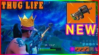 NEW COMPACT SMG EPIC PLAYS & WINS | FORTNITE Thug Life Funny Videos Compilations #58