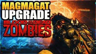 Blood of The Dead MAGMAGAT TUTORIAL - How To Craft Blundergat FIRE UPGRADE (BO4 Zombies)