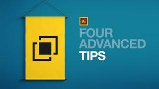 4 Advanced Illustrator PATHFINDER Tips - Illustrator Pathfinder Tutorial
