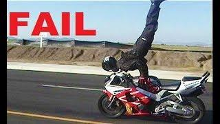 Funny Motorcycle Videos - FAIL & WIN #3