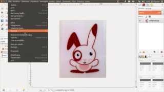 Trace A Bitmap With Inkscape ( Tracciare Un Immagine Con Inkscape Tutorial Italiano)