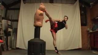 Taekwondo Round Kick Tutorial (Kwonkicker)
