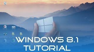 Windows 8.1 Tutorial (Deutsch/German)