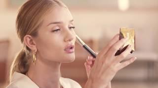 Rosie Huntington-Whiteley and Kate Synnott makeup tutorial: fresh, glowing skin