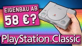 Tutorial: PlayStation Classic selbstgemacht ab 58,- € + 20 Spiele-Empfehlungen