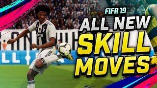 ALL 11(!) NEW SKILLS & TRICKS - FIFA 19 DRIBBLING TUTORIAL