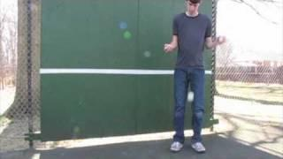 Five-ball Double Bounce: IJA YouTube Tutorial Contest