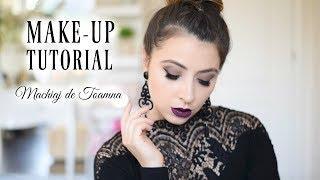 Make-up Tutorial - machiaj de toamna
