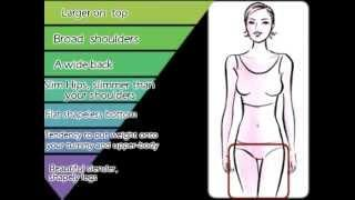 How To Choose A Dress Fits For  Inverted Triangle Shapes