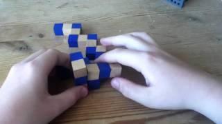 Snake Cube Tutorial Dansk