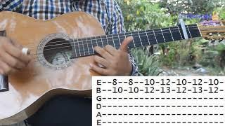 Atrapado tutorial - Los Armadillos de la Sierra - Con tablaturas