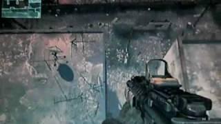 Modern Warfare 2 Elevator Tutorial - Italian Voice Tutorial