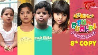 Fun Bucket JUNIORS | Episode 8 | Kids Funny Videos | Comedy Web Series