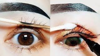 Beautiful Eye Makeup Tutorial Compilation ♥ 2019 ♥ #194