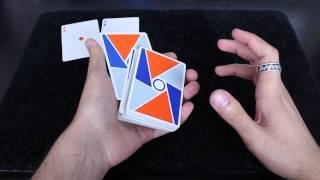 AMAZING Card Trick: Four Ace Production Tutorial