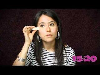 Tutorial: Maquillaje para corregir las imperfecciones de tu cara