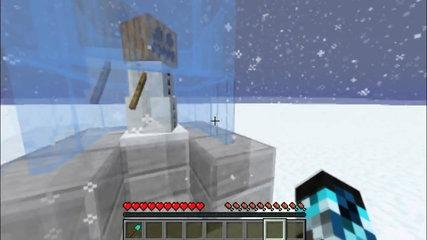 Minecraft: Snow Machine (Tutorial)