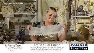 "LE PIGOTTINE DI VANDA Winter Tutorial N.4 ""Tra le Ali di Eloise"""