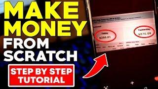 How To Make Money Online For Beginners (2019) - Step by Step Tutorial