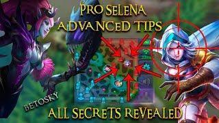 TOO OP! Pro Selena Tips & Tricks   Mobile Legends Bang Bang Tutorial