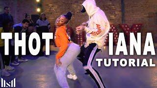 """THOTIANA"" - BLUEFACE & YG Dance Tutorial | Matt Steffanina Choreography"