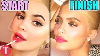 15 Step Makeup Tutorial To Look Just Like KYLIE Jenner
